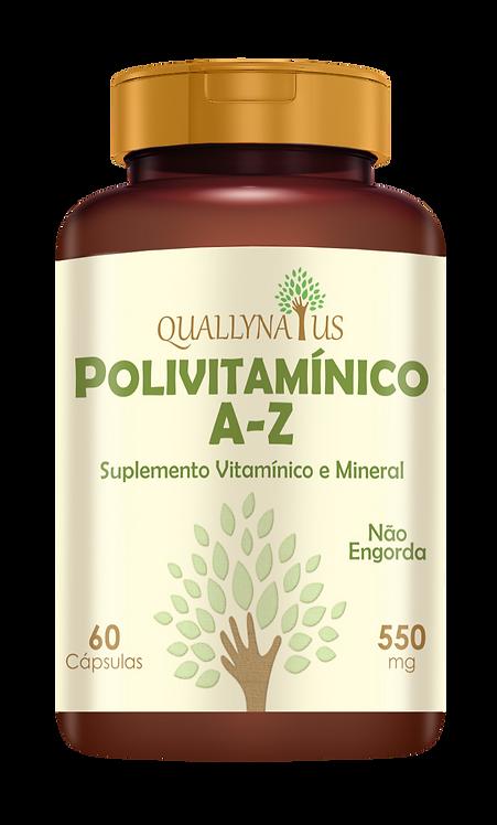 polivitamínico de A a Z vitaminas minerais disposição ânimo vigor cansaço estresse fadiga saúde benefícios produtos naturais