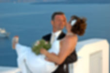 Santorini Wedding Romeo Package