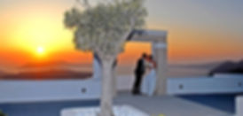 Santorini Wedding Luxury Package