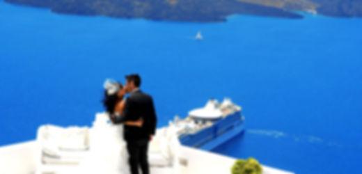 Santorini Wedding Celebrity Package