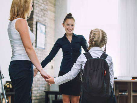 Why a Trusting Parent-Teacher Partnership is the Key to Your Child's Success (and how to build one)