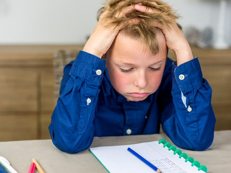 It's Time To Rethink Homework For Children With Disabilities