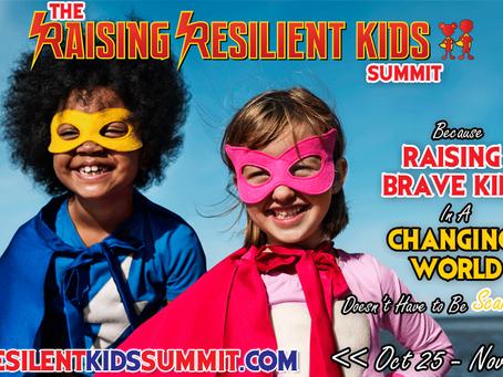 Raising Resilient Kids Summit Interview