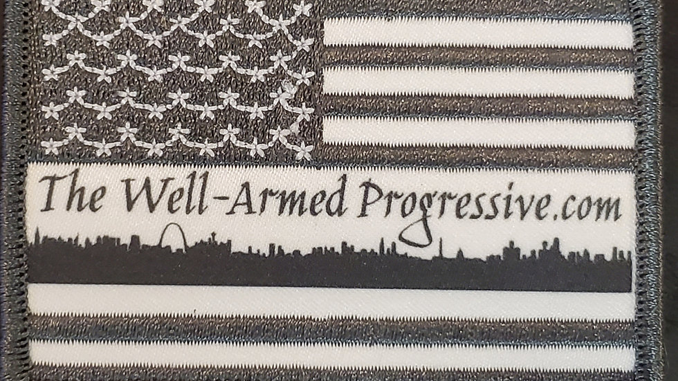 Well-Armed Progressive Morale Patch