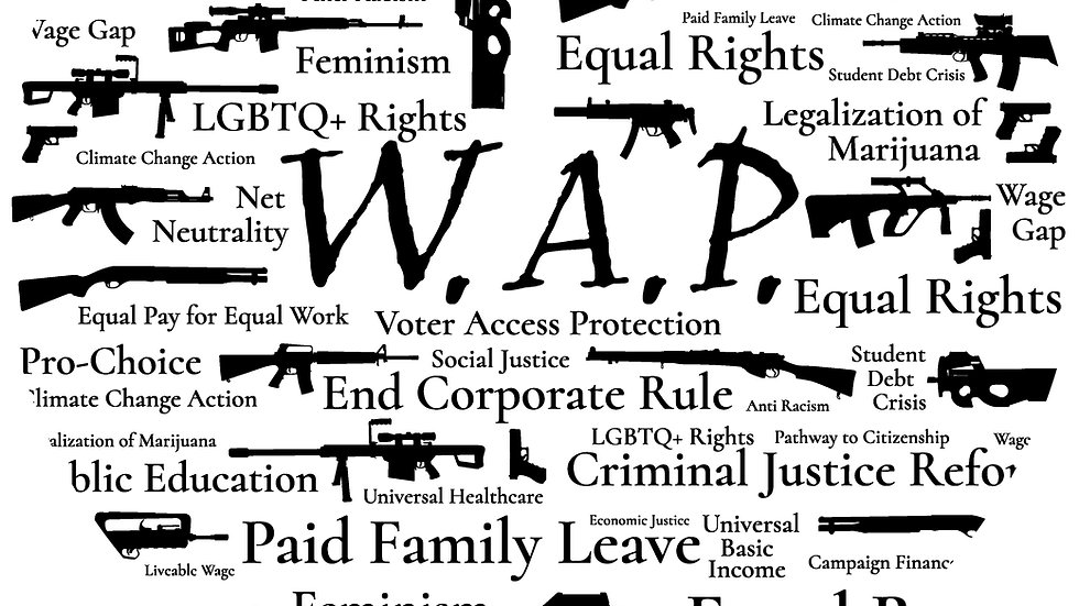 Well-Armed Progressive T-shirts