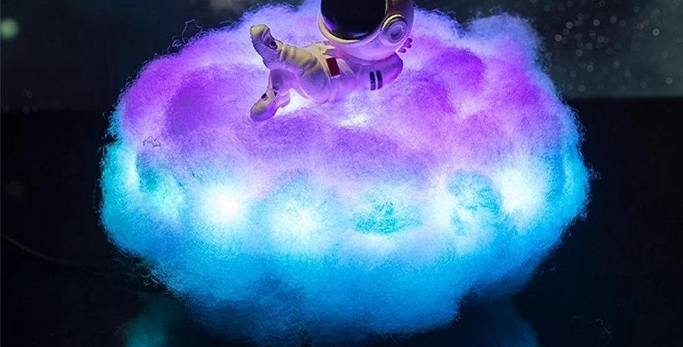 Astronautti yövalo