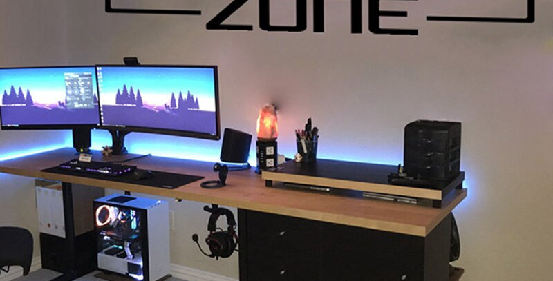 Gaming Zone -juliste