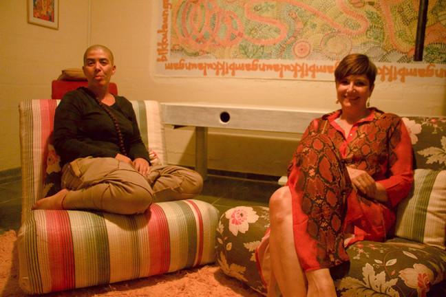 Luzia Castañeda contou como a integração de potenciais alavancou sua produção artística