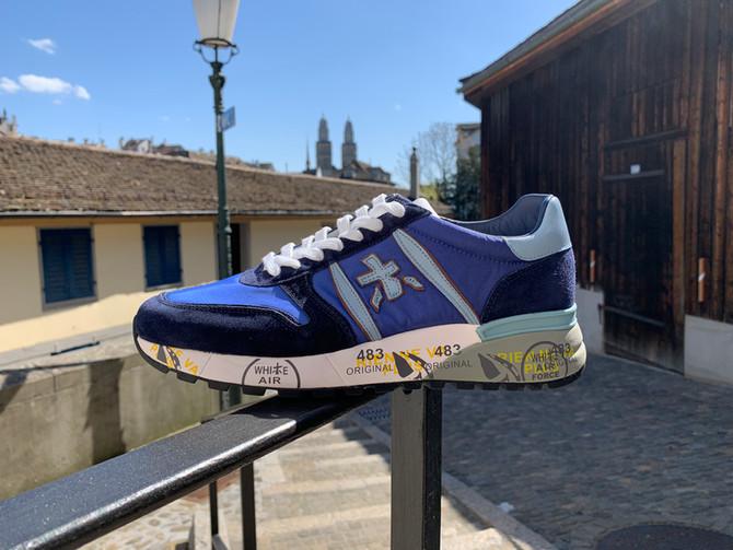 Neu bei uns: PREMIATA ! Der Trend-Sneaker aus Italien. Superleicht und superbequem.