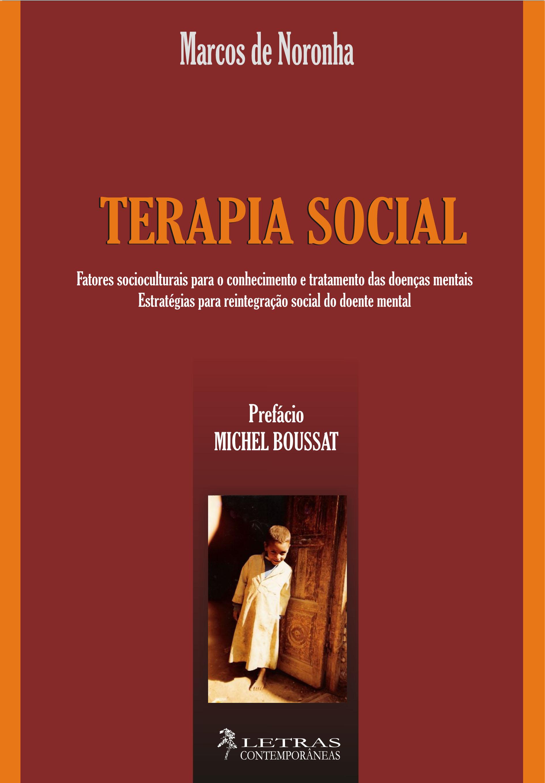 Terapia Social portugues frente capa