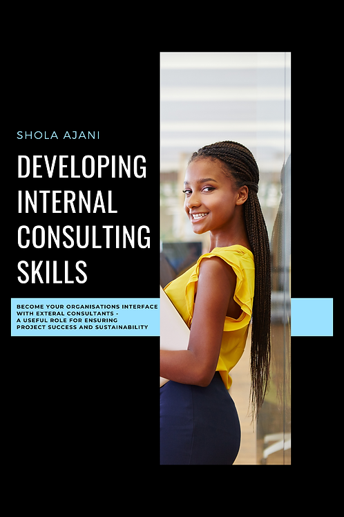 Developing Internal Consulting Skills