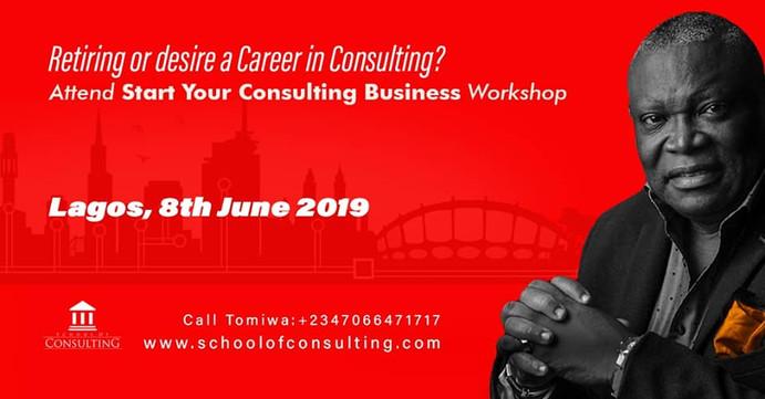 Lagos Seminar June 2019