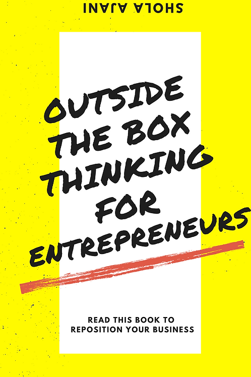 Outside The Box Thinking for Entrepreneurs