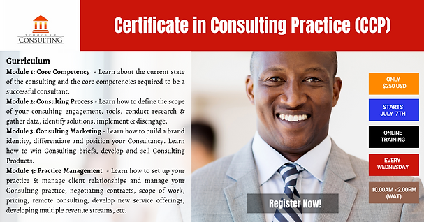 Updated Consulting Practice Training web