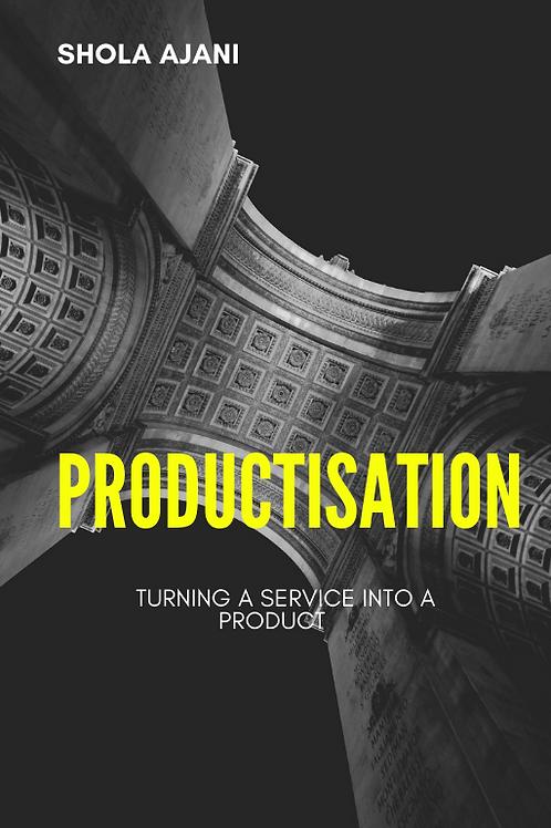 Productisation