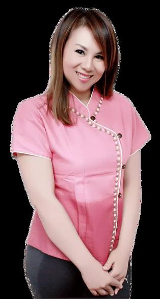 タイ人セラピスト