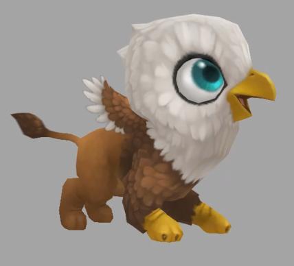 Baby Griffon Pet