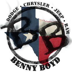 Benny Boyd Dealership, Texas
