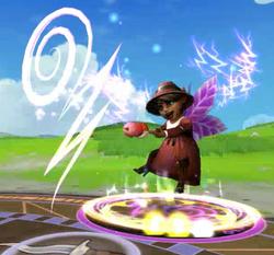 Fairy Alchemist Combat Voices