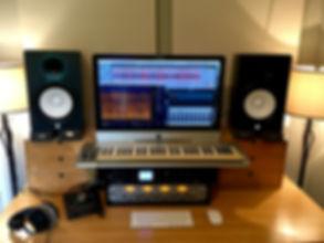 5.2020 VO Studio setup.JPG