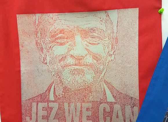 Jez We Can cotton tote bag