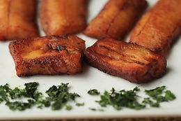 Love to Eat it - How to get Perfect Sweet Fried Plantains!
