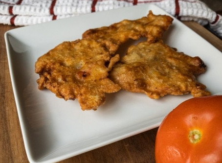 Jamaican Saltfish Fritters - Lips Smacking Goodness!