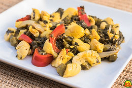 An Interesting Fruit - Jamaica's National Fruit, Ackee!