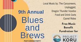 9th Annual Adkins Farm Blueberry Festival Blues and Brews