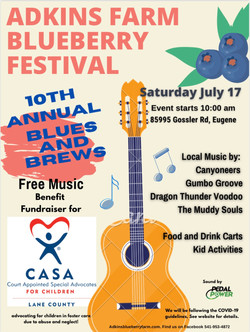 Adkins Farm Blueberry Festival