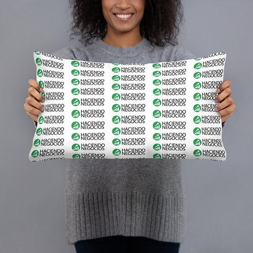 Haciendo Negocios Pillow