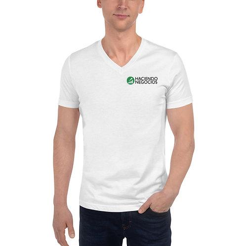 Haciendo Negocios T-Shirt Small Logo