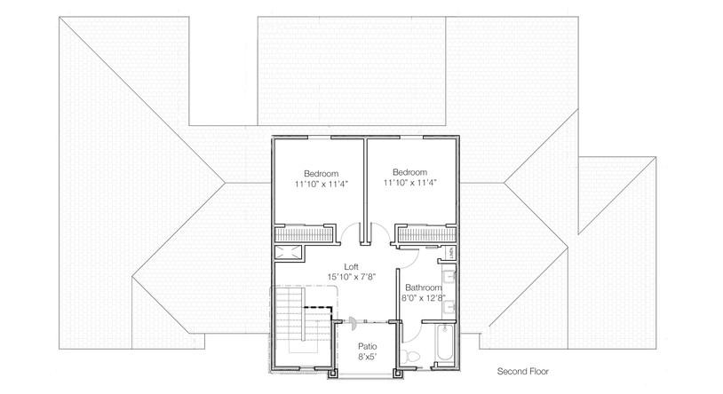Alverstone Second Floor