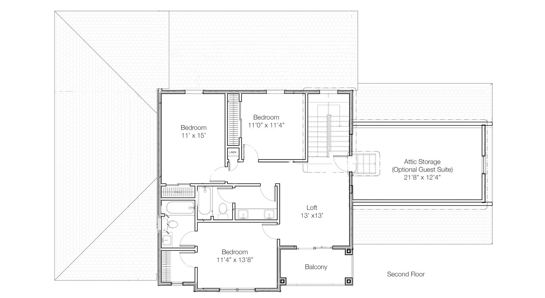 Aspen | Second Floor