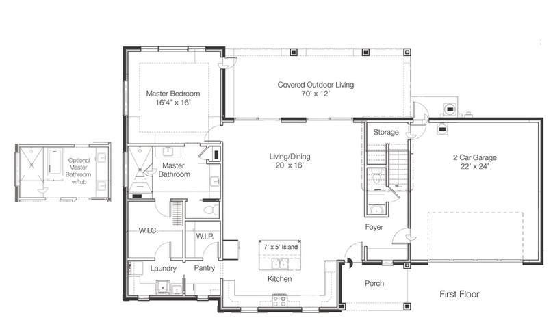 Aspen | First Floor