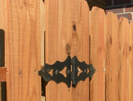 Dog Ear Privacy Fences