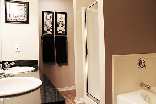 Master Suite Bathrooms