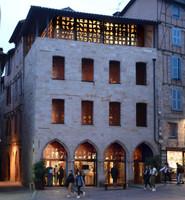 musée champollion, écritures du monde