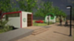 RENDER 2 HEMP VILLAGE TinyHouse 1920X108
