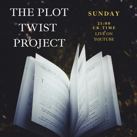 The Plot Twist Project.