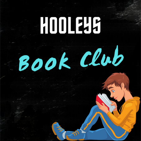 Hooleys Book Club!