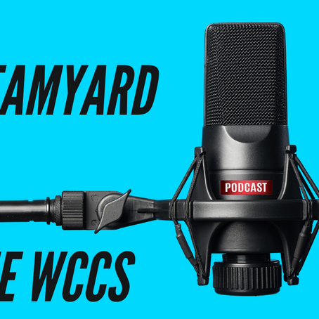 Podcasting & STREAMYARD!