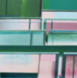 교차점[intersection]_04, Acrylic on canvas,