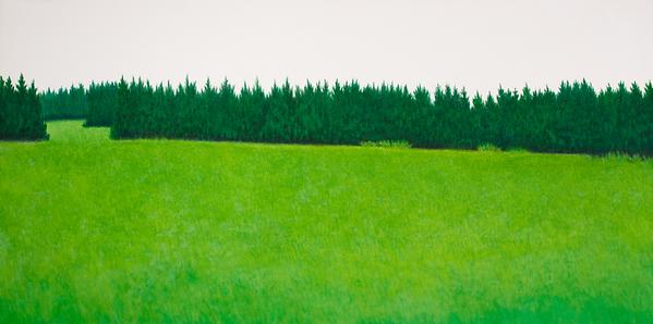 김보희 Towards, 150 x 300cm, Color on canva