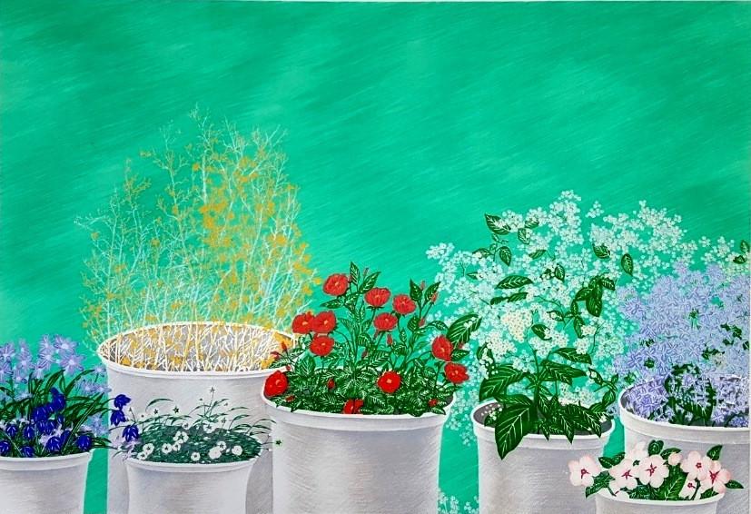 유의랑 - Floral, 57x82(70x100), Ed. LXV.jpg