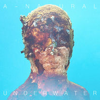 A-natural - Underwater (single cover art