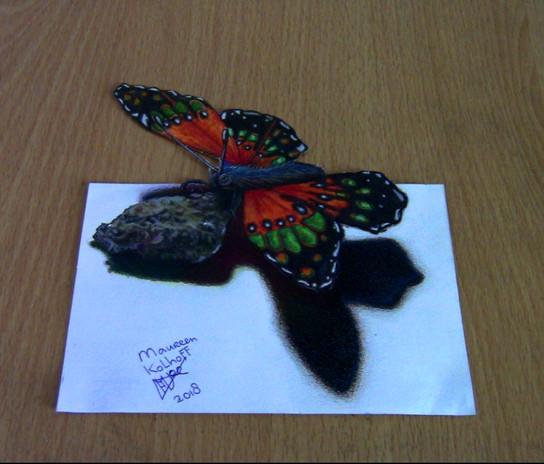 3D Drawing Butterfly 2018.jpg