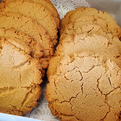 "Cookies by the Dozen - 4"" Peanut Butter"