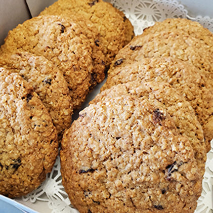 "Cookies by the Dozen - 4"" Oatmeal Raisin"