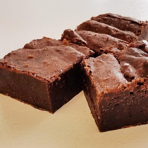 Gluten-Free Brownies by the Dozen